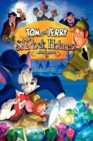 Tom si Jerry Il intalnesc pe Sherlock Holmes (2010) dublat în română