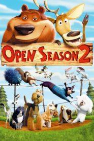 Open Season 2 – Năzdrăvanii din pădure 2 (2008) dublat în română