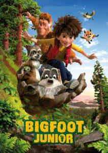 Bigfoot Junior (2017) dublat în română