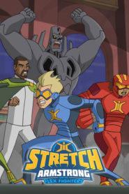 Stretch Armstrong & the Flex Fighters Sezonul 1 Dublat în Română