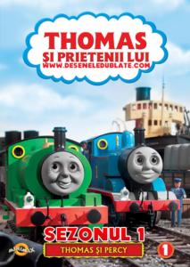 Thomas și Prietenii lui Sezonul 1 Dublat în Română