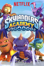 Skylanders Academy Sezonul 1 Dublat în Română