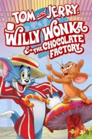 Tom și Jerry: Willy Wonka si Fabrica de Ciocolată (2017) online subtitrat