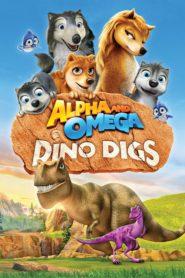 Alfa și Omega 6: Dinozaurii din adâncuri (2016) dublat în română