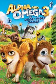 Alpha și Omega 3: Marile jocuri ale lupilor (2014) dublat în română
