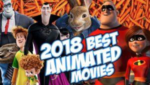 Filme de animație dublate care apar în 2018