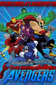 Avengers: Cei mai tari eroi ai Pământului Sezonul 1 Dublat în Română
