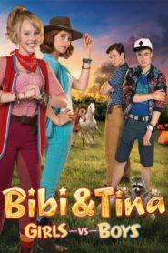 Bibi și Tina: Fetele contra băieților (2016) dublat în română