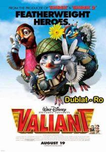 Valiant (2005) dublat în română
