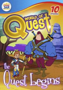 Lumea lui Quest Sezonul 1 Dublat în Română