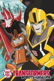 Transformers: Roboți sub acoperire Sezonul 1 Dublat în Română