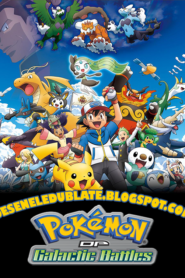 Pokemon: Bătăliile Galactice Seria Completă Dublat în Română