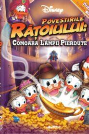 Povestirile Rățoiului: Comoara lămpii pierdute (1990) dublat în română