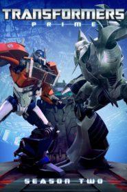Transformers Prime Sezonul 2 Dublat în Română
