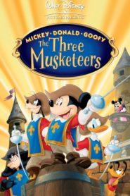 Mickey, Donald, Goofy: Cei trei mușchetari (2004) dublat în română
