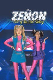 Zenon, Aventuri în secolul 21 (1999) dublat în română