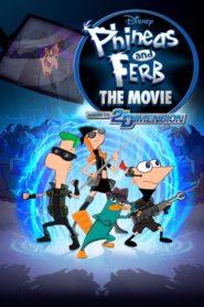 Phineas şi Ferb Filmul: în a 2-a dimensiune (2011) dublat în română