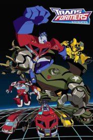 Transformers: Animated Sezonul 1 Dublat în Română