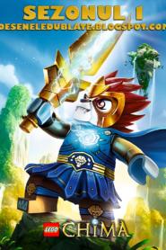 Lego Legendele din Chima Sezonul 1 Dublat în Română