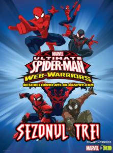 Senzaționalul Om Păianjen Sezonul 3 Dublat în Română