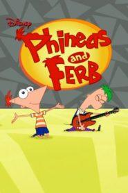 Phineas și Ferb Sezonul 1 Dublat în Română