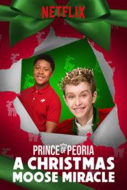 Prințul Peoriei: Miracolul elanului Crăciunului (2018) dublat în română