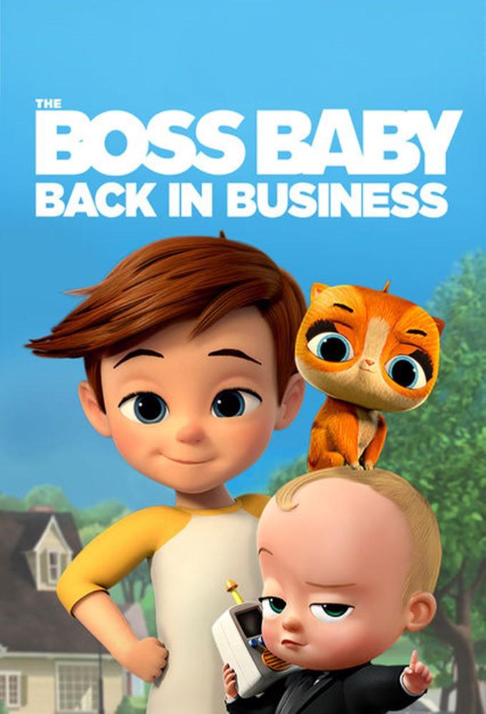 Bebe Șef: Înapoi la treabă Sezonul 3 Dublat în Română