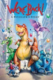 Poveste cu dinozauri (1993) dublat în română