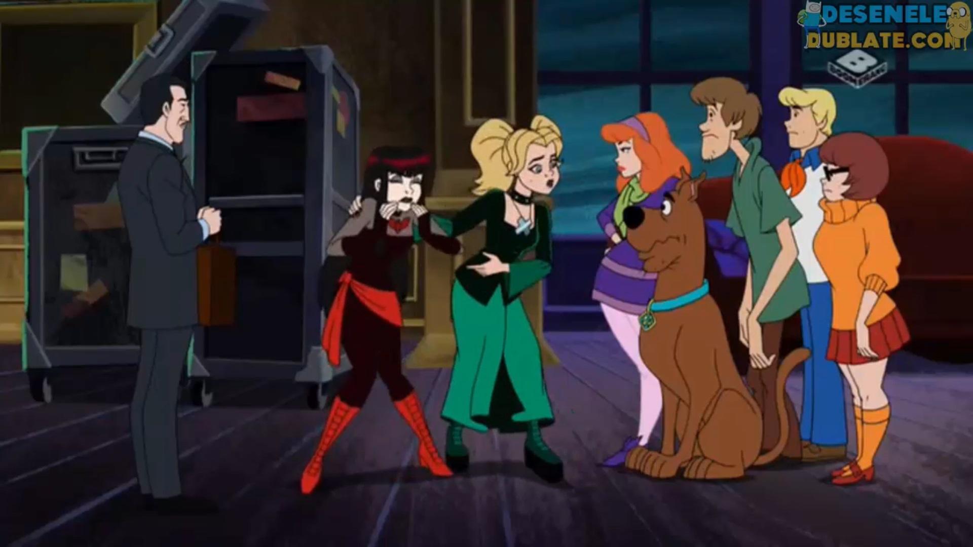 Scooby-Doo și cine crezi tu? Sezonul 1 Episodul 24 Dublat în Română