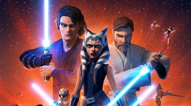 Star Wars: The Clone Wars Sezonul 7 Online Subtitrat