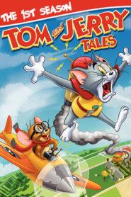 Povești cu Tom și Jerry Sezonul 1 Dublat în Română
