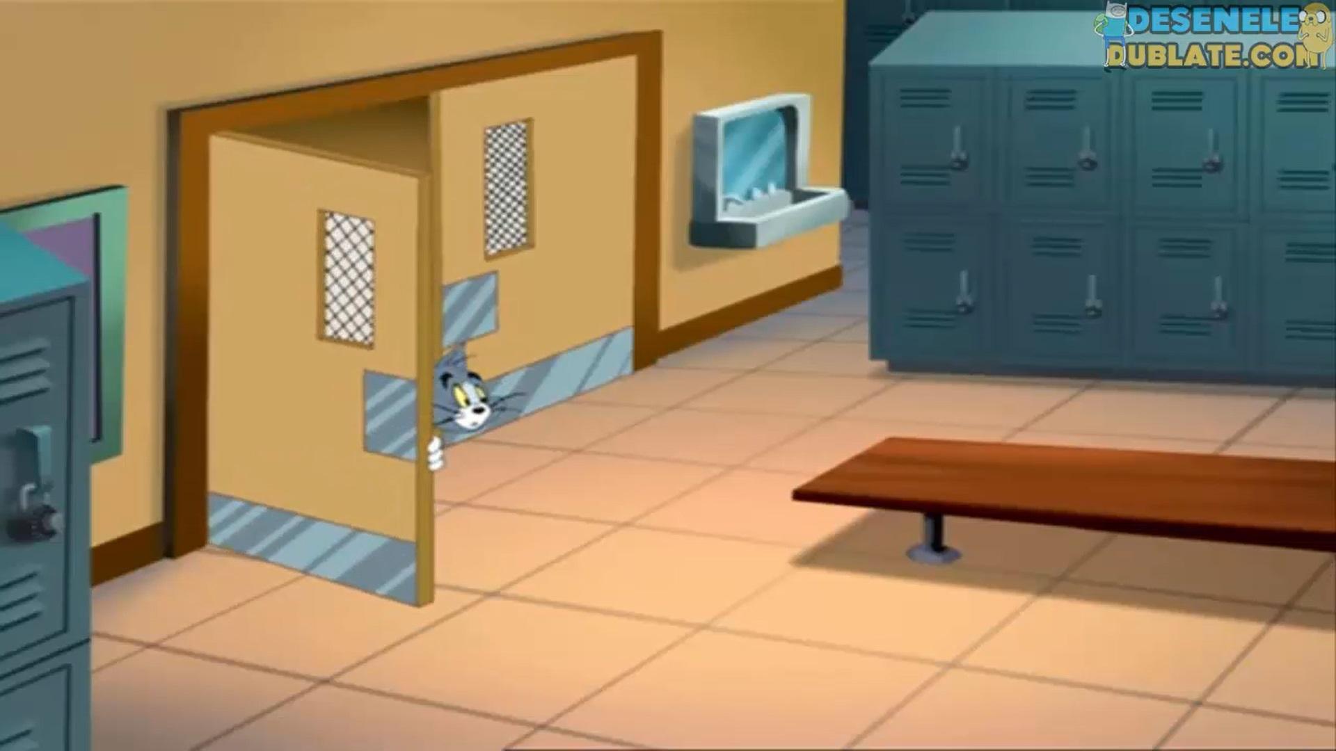 Povești cu Tom și Jerry Sezonul 1 Episodul 8 Dublat în Română