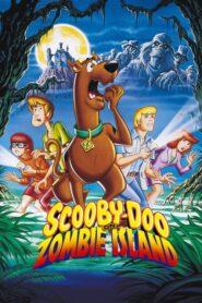 Scooby-Doo şi Insula Zombie (1998) dublat în română