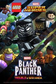 Supereroii Lego Marvel: Probleme în Wakanda (2018) dublat în română