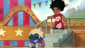 Lilo și Stitch Sezonul 1 Episodul 29 Dublat în Română