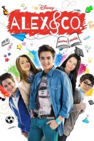 Alex și trupa Sezonul 1 Dublat în Română