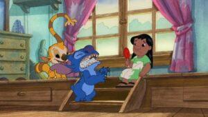 Lilo și Stitch Sezonul 1 Episodul 28 Dublat în Română