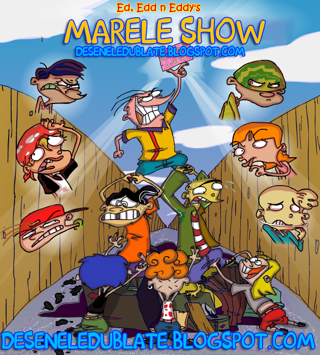 Ed, Edd și Eddy Marele Show (2009) dublat în română