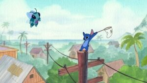 Lilo și Stitch Sezonul 1 Episodul 12 Dublat în Română