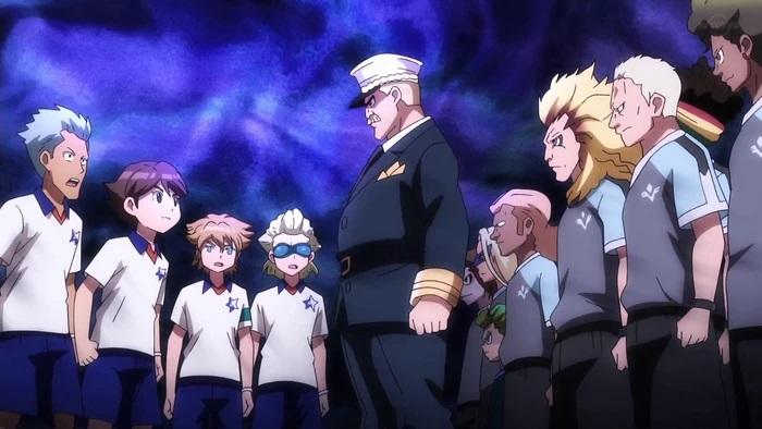 Inazuma Eleven: Orion no Kokuin Sezonul 1 Episodul 28 Online Subtitrat