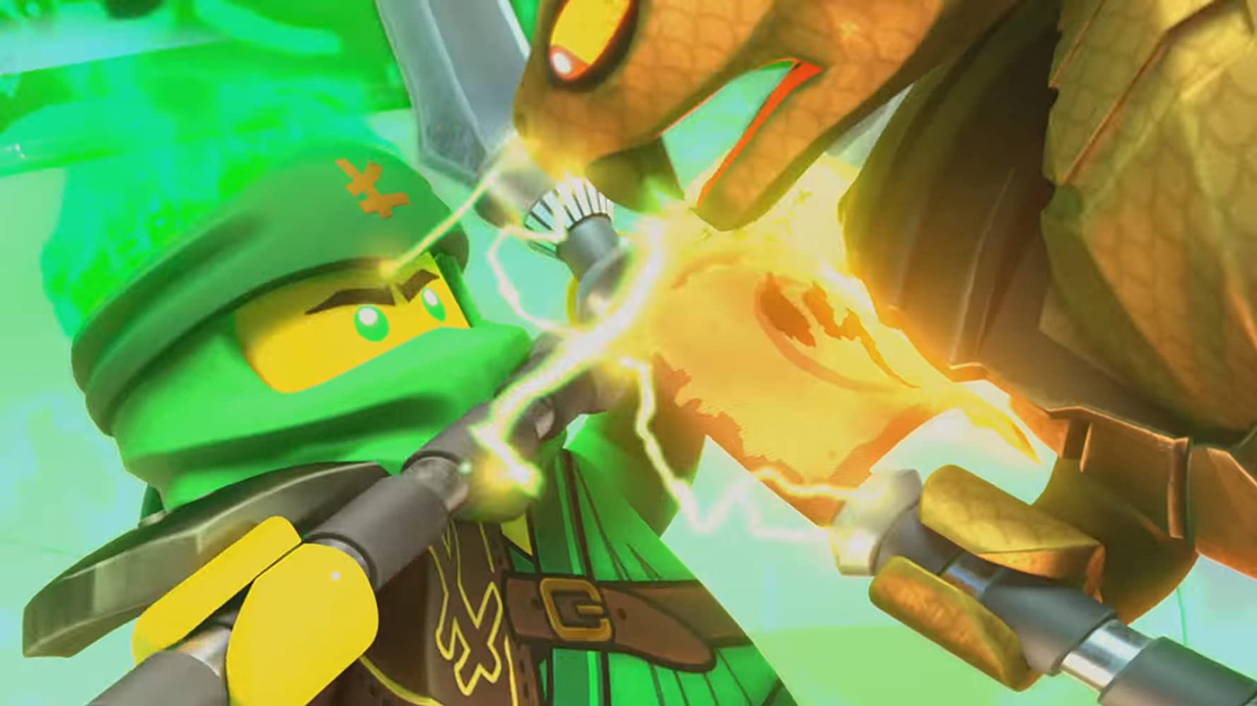 LEGO Ninjago: Maeștrii Spinjitzului Sezonul 11 Episodul 14 Dublat în Română