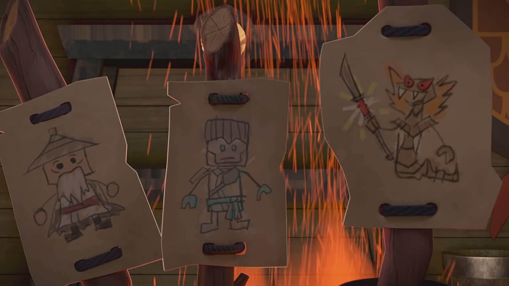 LEGO Ninjago: Maeștrii Spinjitzului Sezonul 11 Episodul 20 Dublat în Română