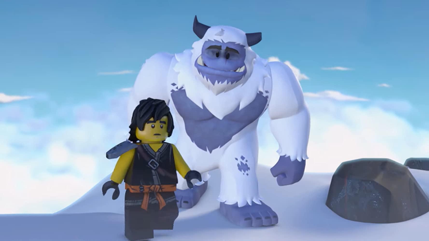 LEGO Ninjago: Maeștrii Spinjitzului Sezonul 11 Episodul 22 Dublat în Română
