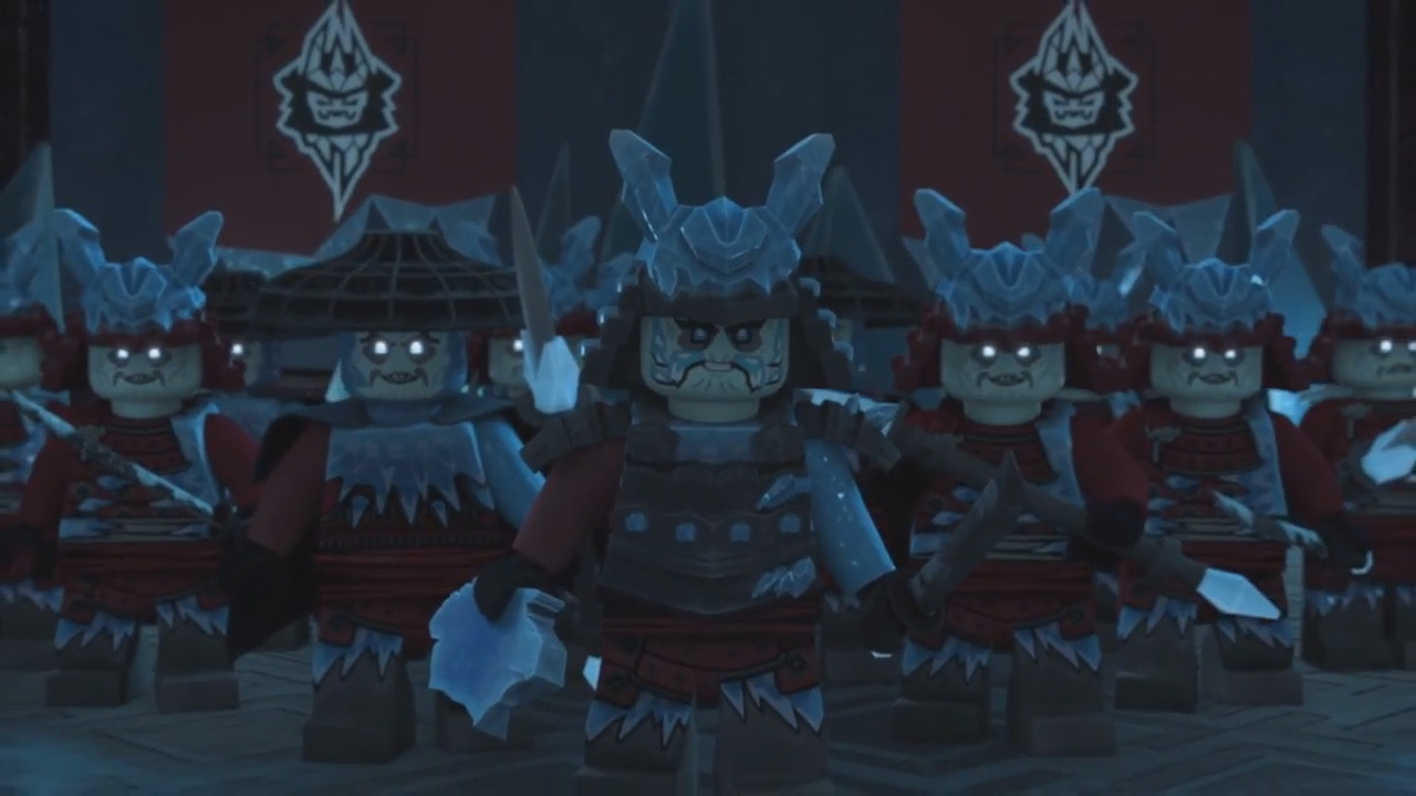 LEGO Ninjago: Maeștrii Spinjitzului Sezonul 11 Episodul 29 Dublat în Română