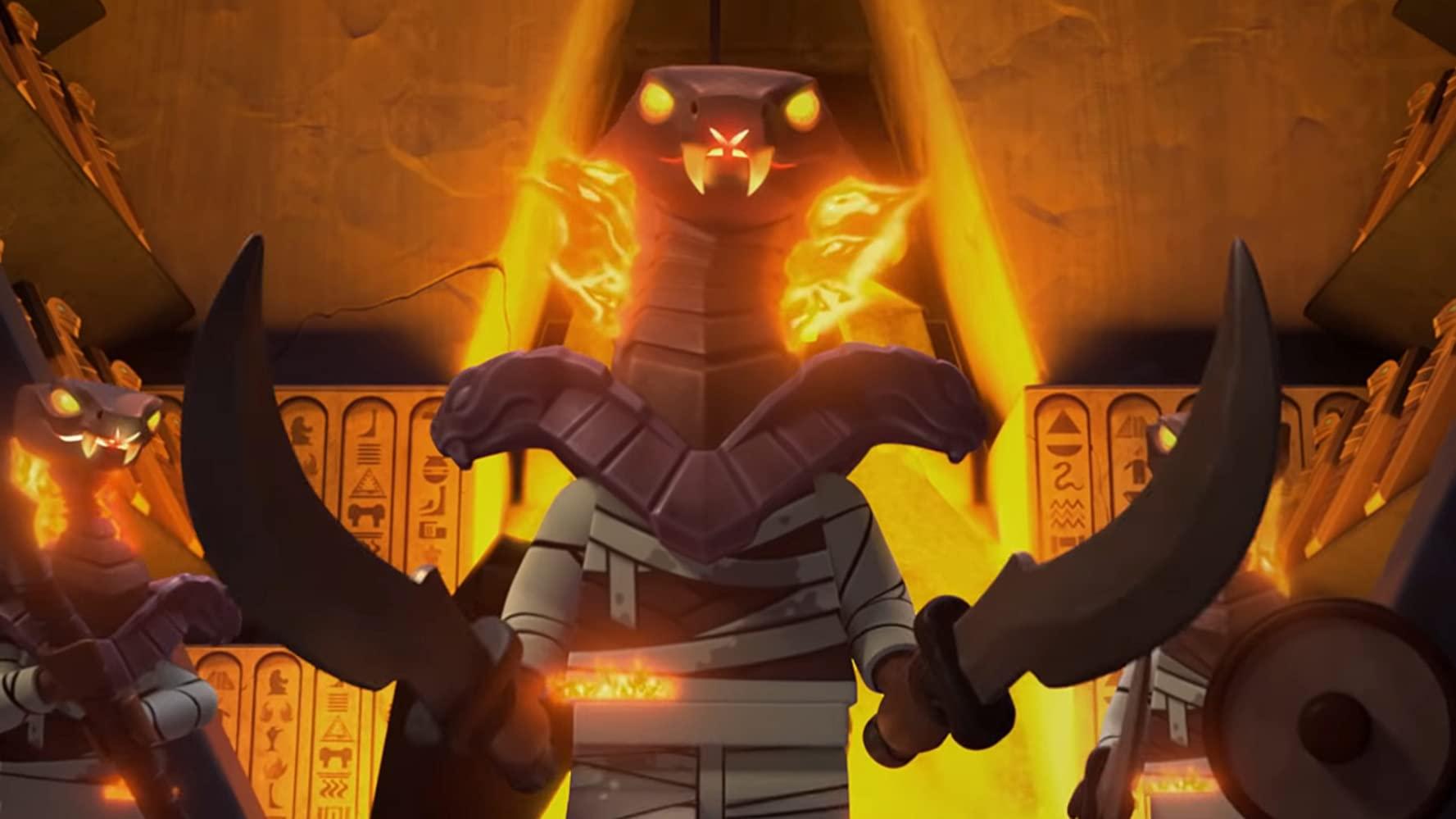 LEGO Ninjago: Maeștrii Spinjitzului Sezonul 11 Episodul 7 Dublat în Română