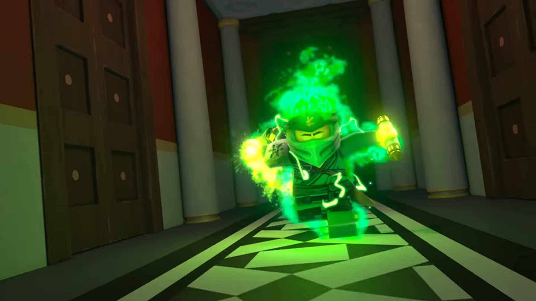 LEGO Ninjago: Maeștrii Spinjitzului Sezonul 11 Episodul 9 Dublat în Română
