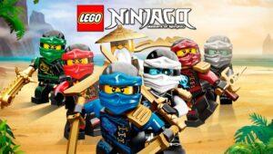 🐱👤LEGO Ninjago: Maeștrii Spinjitzului Sezonul 11 Dublat în Română este acum disponibil!