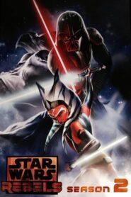 Star Wars: Rebelii Sezonul 2 Dublat în Română