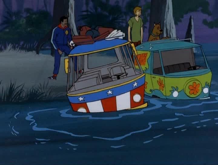 Noile filme cu Scooby-Doo Sezonul 1 Episodul 12 Dublat în Română