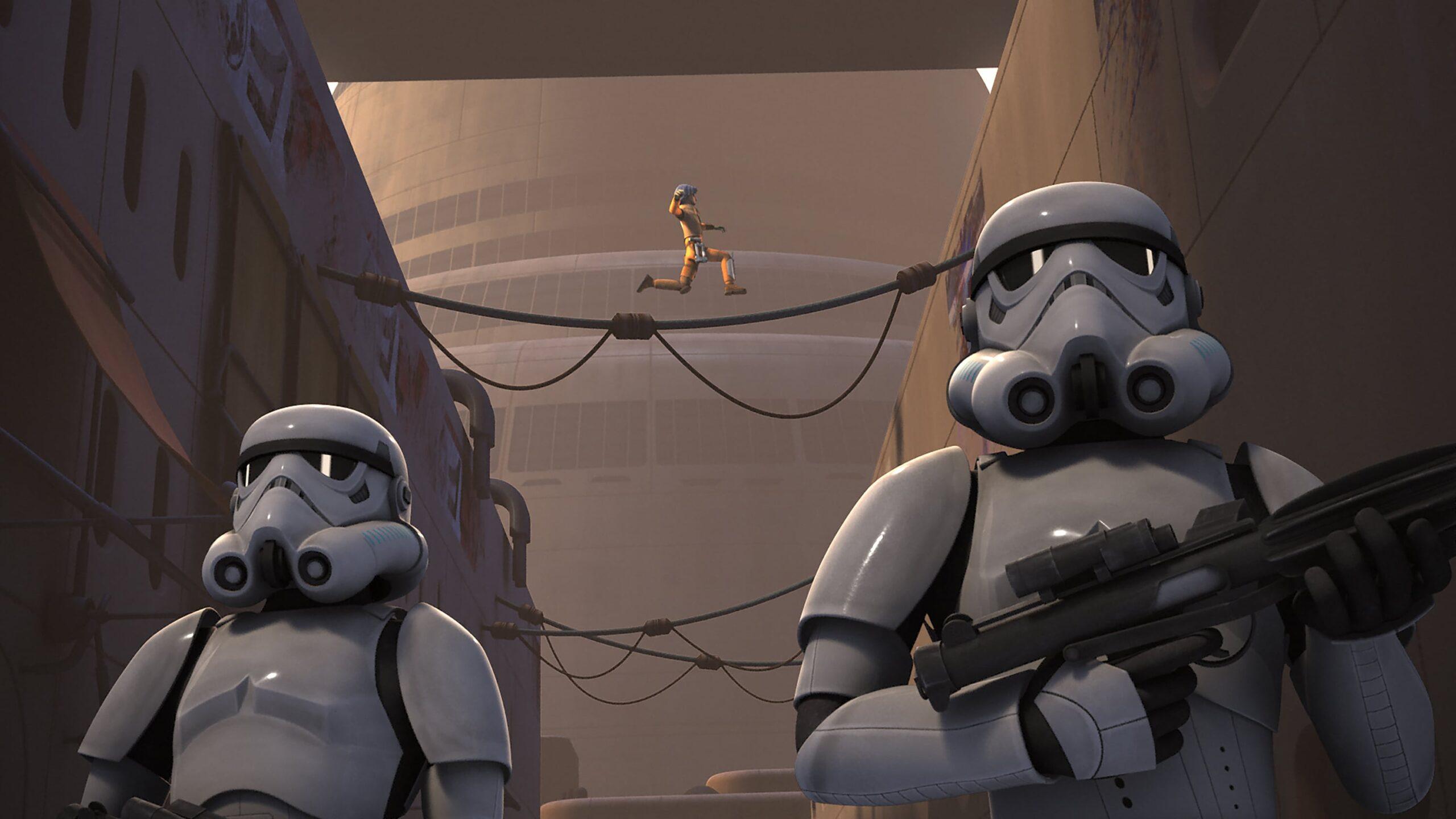Star Wars: Rebelii Sezonul 2 Episodul 10 Dublat în Română